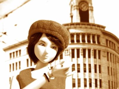 銀座カンカン娘:DOLLな日々:So-netブログ ブログをはじめる ログイン #myblog-